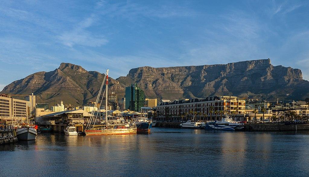 AWS Cape Town