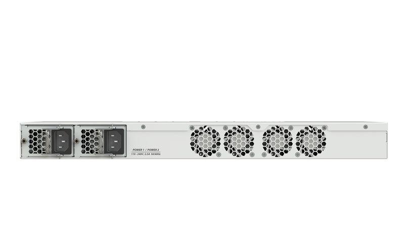 CCR1072-1G-8S+ Back