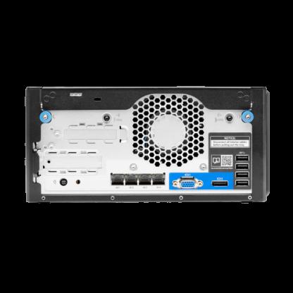 HP-MicroServer-Gen10-Plus-Back