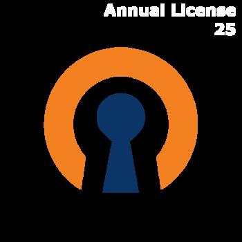 OpenVPN-Server-License-25